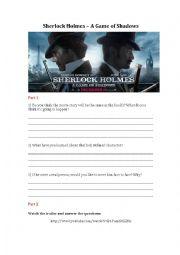 english worksheets sherlock holmes worksheets page 8. Black Bedroom Furniture Sets. Home Design Ideas
