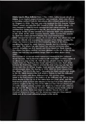 Adele - Her life and songs