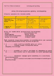 English Worksheet: Asking   for and giving opinions, agreeing   and disagreeing