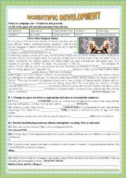 English Worksheet: Scientific development- Clinic offers designer babies