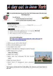 Let´s visit New-York! - Ellis Island