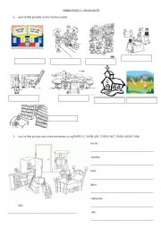 English Worksheet: Happy Street 2 - review unit 5