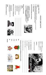 English Worksheet: Song Worksheet: Again by Lenny Kravitz