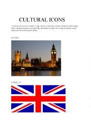 British Cultural Icons