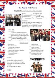 The Wanted Gold Forever