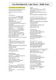 SONG: Guy Sebastian feat. Lupe Fiasco - Battle Scars