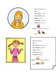 speaking cards (4 sets)