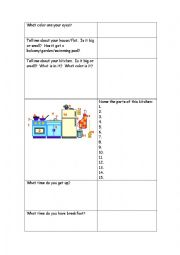 English Worksheet: TRINITY GRADE 2  ORAL EXAM    PART 2