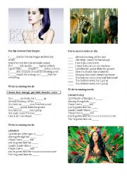 KATY PERRY  ´roar´
