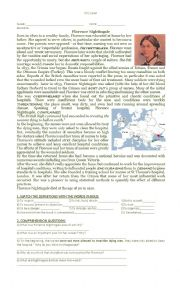 English Worksheet: New Headway Intermediate 4th Edition Units 11, 12