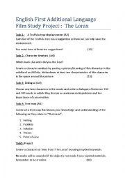 english worksheets using movies worksheets page 603. Black Bedroom Furniture Sets. Home Design Ideas