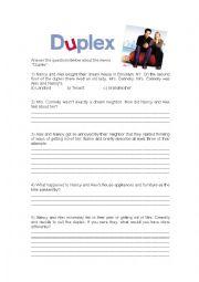 Movie activity (Duplex)