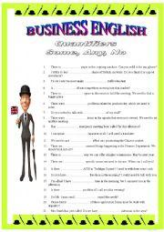 BUSINESS ENGLISH 5 - Quantifiers