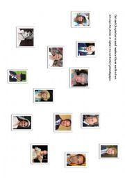 English Worksheet: Royal baby George�s family tree