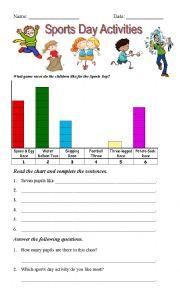english essay sports day