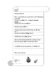 English Worksheet: As As comparison