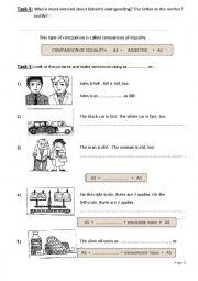 English Worksheet: 9th Form Lesson 4 Pocket Money  (2)