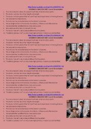 English worksheet: St Valentine´s Video!