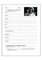 english worksheets gravity 2013 movie worksheet. Black Bedroom Furniture Sets. Home Design Ideas