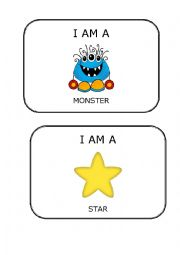 graphic relating to Hedbanz Cards Printable called HEDBANZ Activity - ESL worksheet through BeeBlack