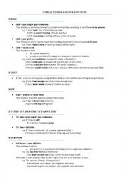English Worksheet: UNREAL TENSES AND SUBJUNCTIVES