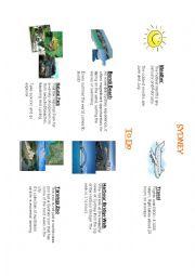 Tour Guides Sydney&NewYork Part 1