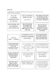 English Worksheet: Battle ship