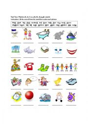 English worksheets: Phonetics worksheets, page 18