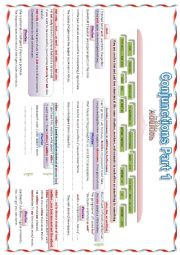 English Worksheet: conjuctions Part 1