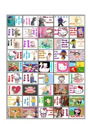 Rewards Stickers kids LOVE- #3