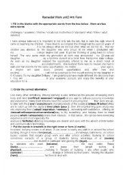 unit2/Bac Revision