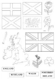 english worksheets union jack worksheets. Black Bedroom Furniture Sets. Home Design Ideas