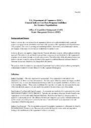 English Worksheet: indiect speech