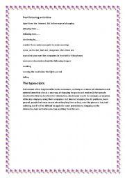 English Worksheet: internet shopping