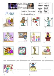 English Worksheet: Let�s sing Shania twain She�s not just a pretty face PART 1