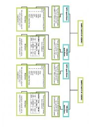 English Worksheet: simple ways of asking