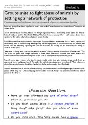 English Worksheet: Cause and Effect worksheet