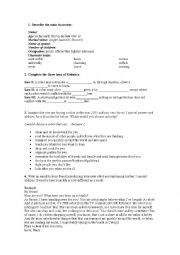English Worksheet: I, Robot