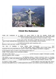 Christ the Rendeemer