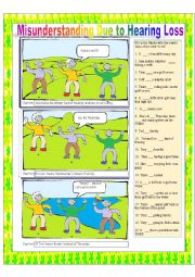 Is or Are?--Perfect Hearing: A Joke for English Learners