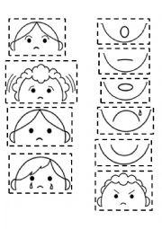 Read and Complete - Feelings worksheet - Free ESL printable ...