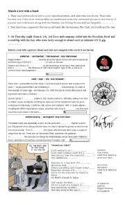 English Worksheet: Nirvana - Guns and Roses - Pink Floyd
