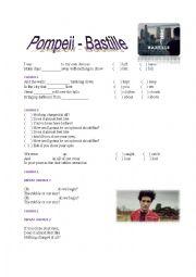 English Exercises: Pompeii