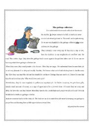 English Worksheet: End-of-Term Test N°2 (9th grade)