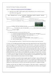 english worksheets using movies worksheets page 297. Black Bedroom Furniture Sets. Home Design Ideas