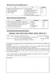consolidation worksheet