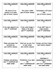 talk for a minute esl worksheet by stereobuzz. Black Bedroom Furniture Sets. Home Design Ideas
