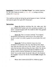 English worksheets bean worksheets page 24 mr bean project do it yourself solutioingenieria Image collections
