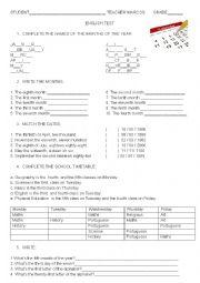 english worksheets ordinal numbers worksheets page 19. Black Bedroom Furniture Sets. Home Design Ideas