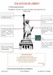 Statue of Liberty Symbols